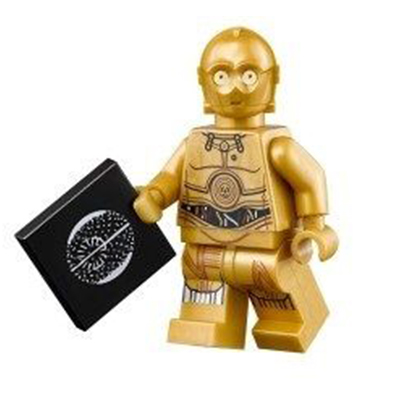 C-3PO Συλλεκτική Φιγούρα