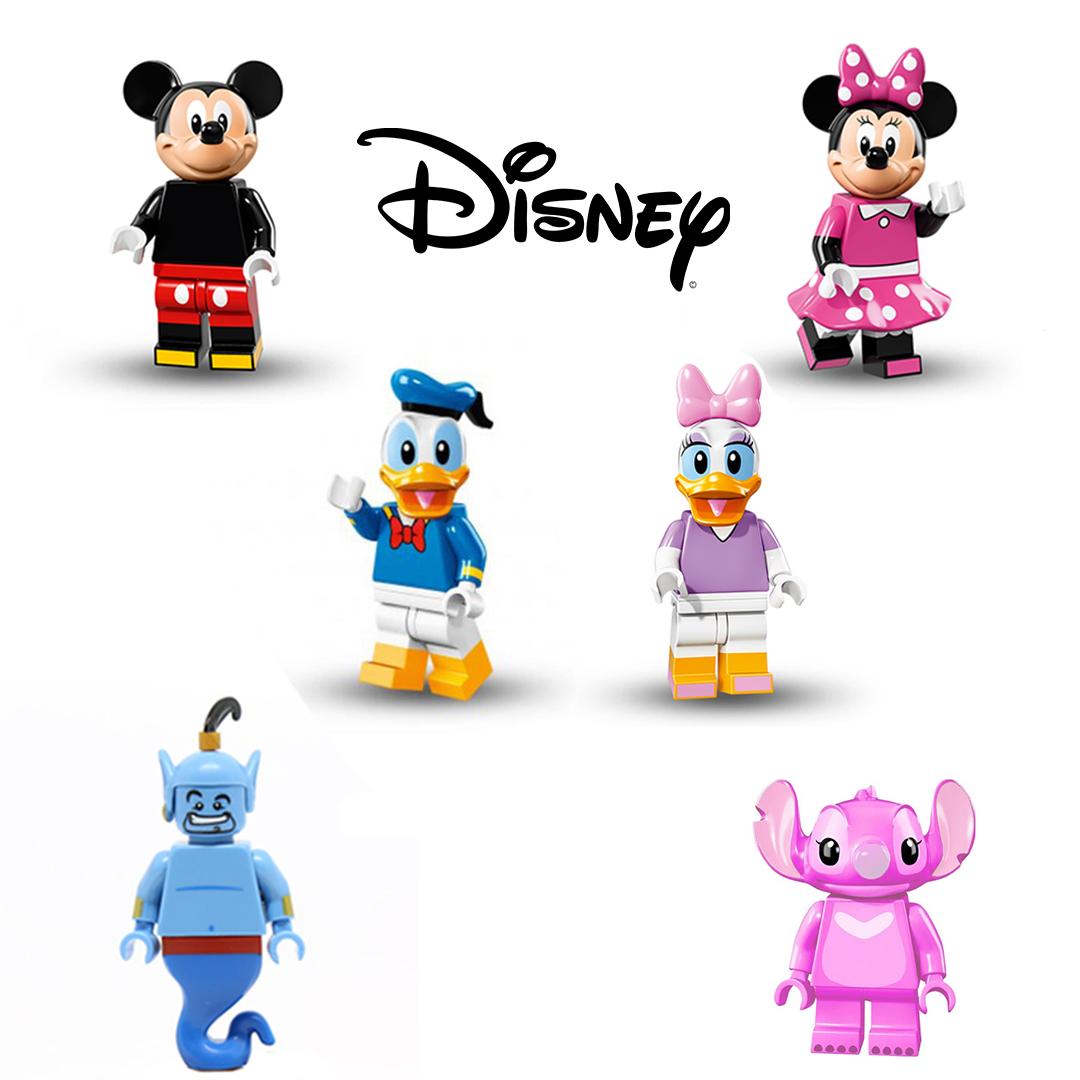 Disney Set Συλλεκτικές Φιγούρες