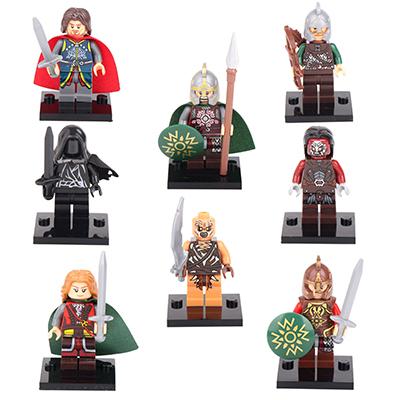 Lord of the Rings Σετ Συλλεκτικές Φιγούρες