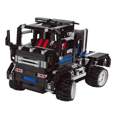 RC Blocks Black Frame