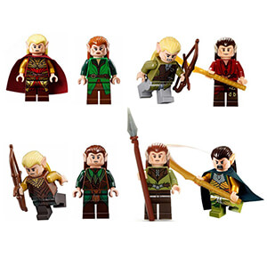 The Hobbit Σετ Συλλεκτικές Φιγούρες
