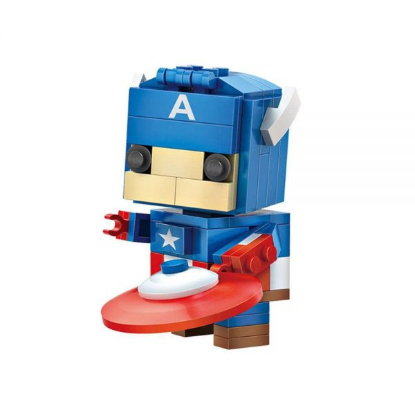 LOZ Captain America