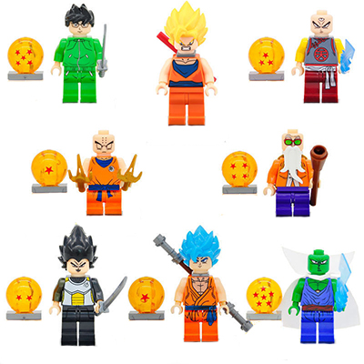 Dragon Ball Σετ Συλλεκτικές Φιγούρες