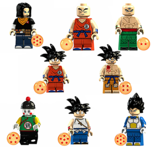 NEW Dragon Ball Σετ Συλλεκτικές Φιγούρες