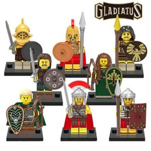 Gladiatus Σετ Συλλεκτικές Φιγούρες