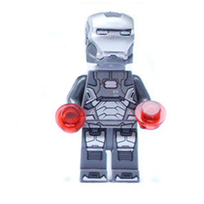 Iron Man (Grey) Συλλεκτική Φιγούρα