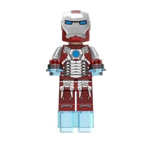 Marvel Ironman Grey (NEW) Συλλεκτική Φιγούρα