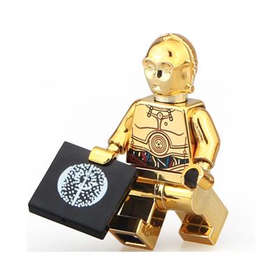 C-3PO (Gold) Συλλεκτική Φιγούρα