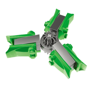 Hulk Fidget Spinner