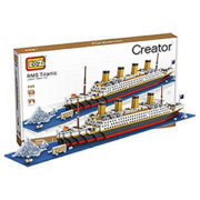 LOZ Titanic - Box