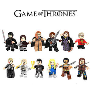 Game of Thrones Σετ Συλλεκτικές Φιγούρες
