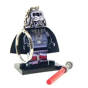 Μπρελόκ Darth Vader Chrome