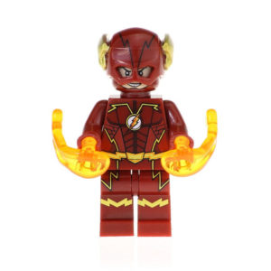 flash minifigure
