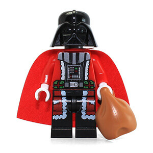 Xmas Darth Vader Συλλεκτική Φιγούρα
