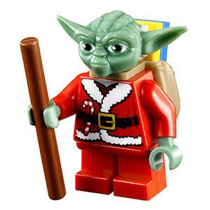 Xmas Master Yoda Συλλεκτική Φιγούρα