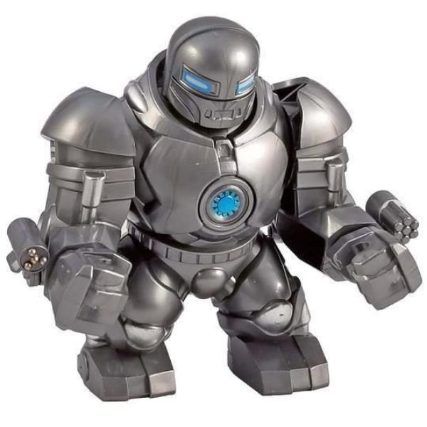 IronMan Hulkbuster Grey