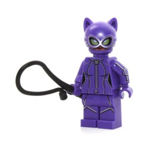 DC Purple Catwoman