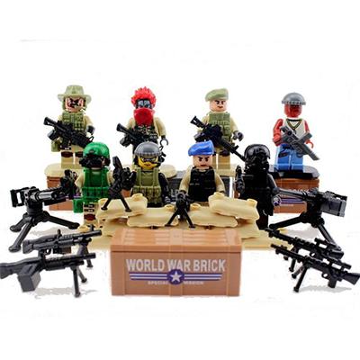 Else Armed Raid Σετ Συλλεκτικές Φιγούρες