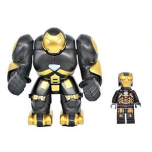 Marvel Ironman (Black) Hulkbuster Συλλεκτική Φιγούρα
