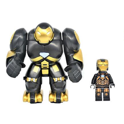 Iron Man (Black) Hulkbuster