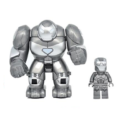 Iron Man (Grey) Hulkbuster