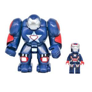 Marvel War Machine Hulkbuster Συλλεκτική Φιγούρα