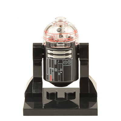 Black R2D2 Συλλεκτική Φιγούρα
