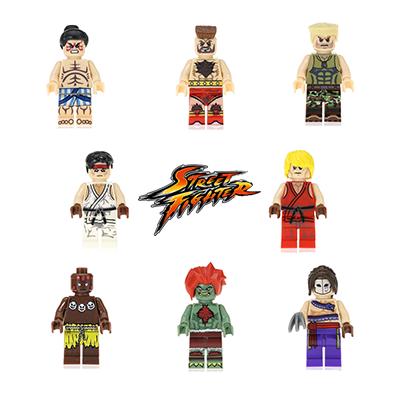 Street Fighter A Σετ Συλλεκτικές Φιγούρες