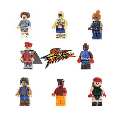 Street Fighter B Σετ Συλλεκτικές Φιγούρες