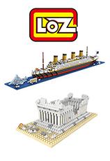 LOZ Bricks