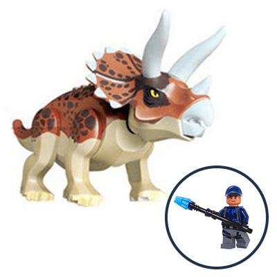 Triceratops + Συλλεκτική Φιγούρα