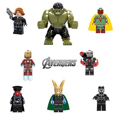 Avengers I Σετ Συλλεκτικές Φιγούρες