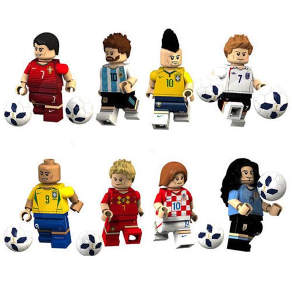 Ποδοσφαιριστές Σετ Συλλεκτικές Φιγούρες