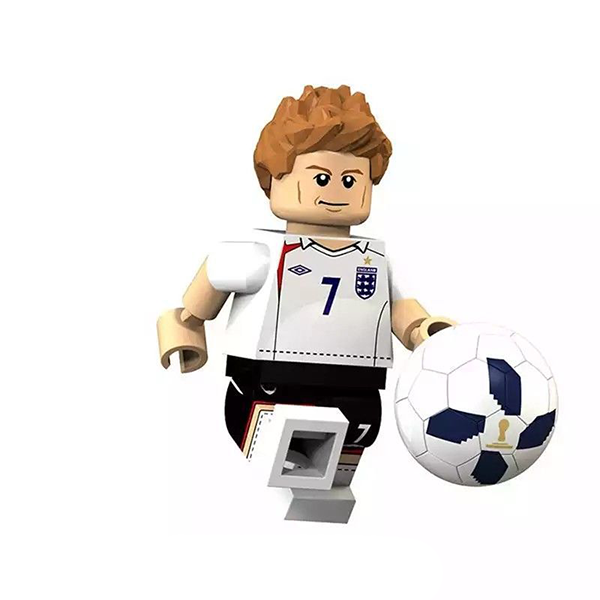 David Beckham Συλλεκτική Φιγούρα