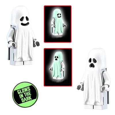 Φαντάσματα (Φωσφορίζουν!) Σετ 2 Συλλεκτικές Φιγούρες