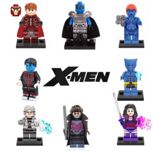 X-Men Σετ 2 Συλλεκτικές Φιγούρες