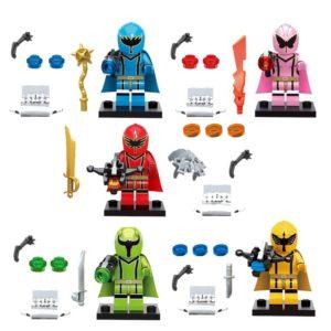 Power Rangers Σετ Συλλεκτικές Φιγούρες