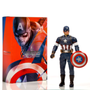 Big Captain America Box