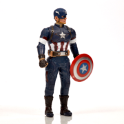 Big Captain America Figure