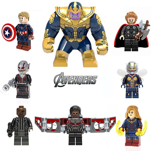 Avengers II Σετ Συλλεκτικές Φιγούρες