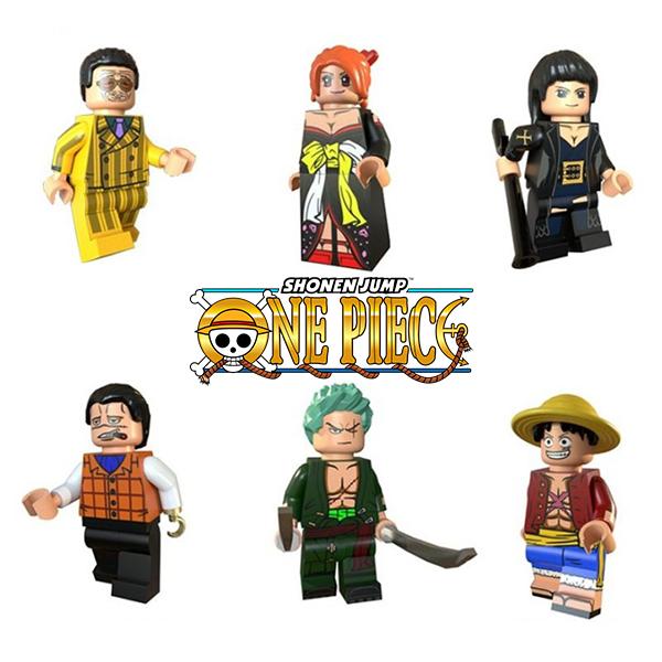 One Piece Σετ Συλλεκτικές Φιγούρες