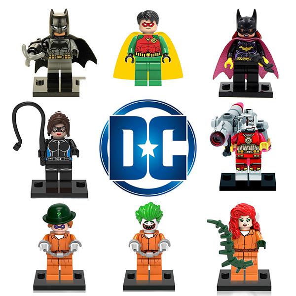 DC I Σετ Συλλεκτικές Φιγούρες