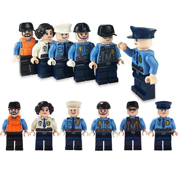 Αστυνομικοί Σετ Συλλεκτικές Φιγούρες