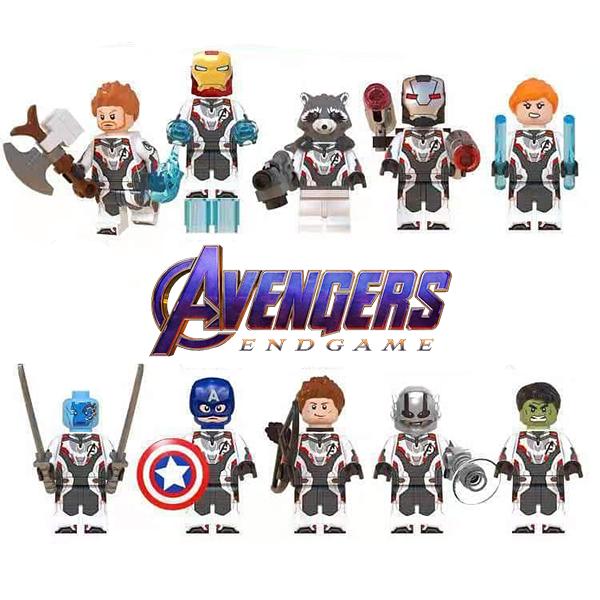 Avengers 4 Σετ Συλλεκτικές Φιγούρες (Endgame)