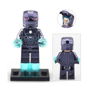 Marvel Iron Man (Black) Συλλεκτική Φιγούρα