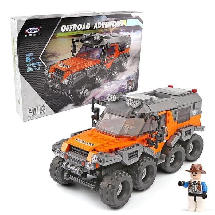Offroad Adventure Car 8×8
