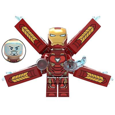 Armored Iron Man Συλλεκτική Φιγούρα
