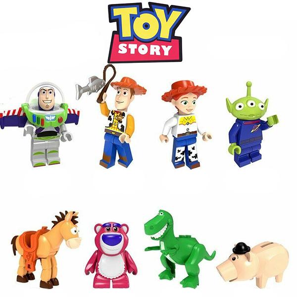 Toy Story Σετ Συλλεκτικές Φιγούρες