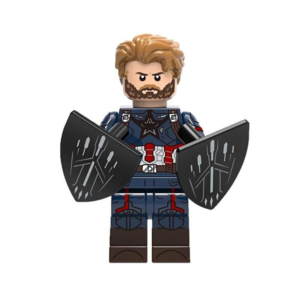 Marvel Captain America New Shields