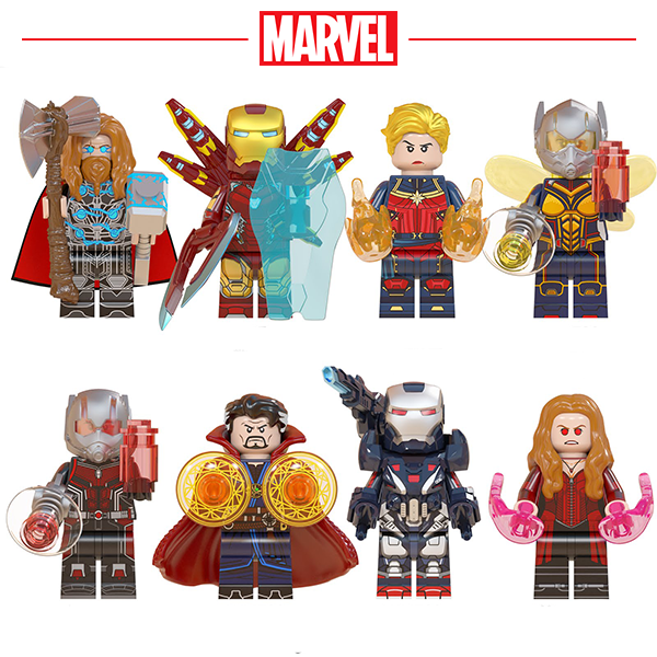 Marvel Set